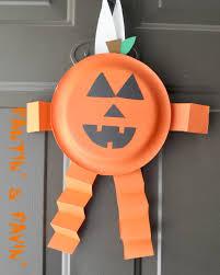 Halloween Paper Crafts For Kids Rantin U0027 U0026 Ravin U0027 Halloween Kid Crafts