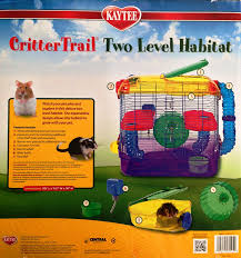 How Much Is A Hamster Cage Kaytee Superpet U0026 Cages Critter Trail X Small Animal Cage Set 20