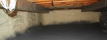 Spray Foam Insulation For Basement Walls by Insulation For Mid Kansas Crawl Spaces Mid Kansas Spray Foam