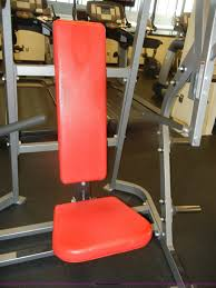 Bench Press For Size Hammer Strength Lateral Bench Press Item M9643 Sold Jul