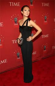 Kristen Wiig Red Flag Women Rule At The Time 100 Party