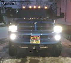 Dodge Ram 85 - wheel offset 1999 dodge ram 1500 aggressive 1 outside fender