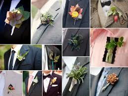 boutonniere mariage messieurs la boutonnière fait la différence fantaisie