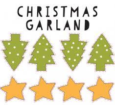christmas garland template best business template