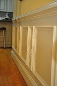 two piece chair rail home design u0026 interior design