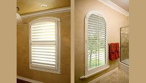 Arch Windows Decor Top Plantation Shutters For Arched Windows In Tx Blinds