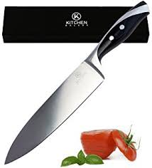 professional grade kitchen knives chef s knife 8 inch by cobere sharp cutlery