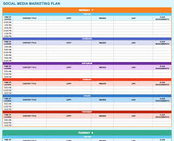 Free Staff Meeting Agenda Template by Free Microsoft Office Templates Smartsheet