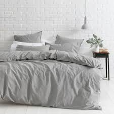 sku cann1067 smokey grey vintage softwash cotton quilt cover set is also sometimes listed under the following manufacturer numbers vint1qs284cvcv
