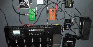making the ultimate guitar rig fusing analog and digital worlds