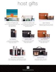 host gifts www facebook com jentemplespa temple spa pinterest