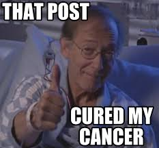 Gave Me Cancer Meme - image 534931 that post gave me cancer know your meme