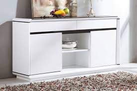 White Gloss Sideboards Vista 1 5m White High Gloss Sideboard