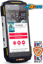 Top Rugged Cell Phones 4g Lte Rugged Smartphone Ip68 Waterproof Tough Durable Nfc Rhino2