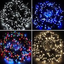 Waterproof Fairy Lights 100 200 300 400 500 Led Outdoor Christmas