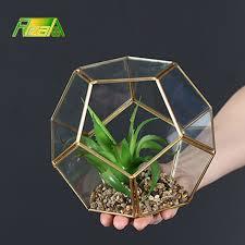 home interiors wholesale high quality home interior wholesale geometric glass vase