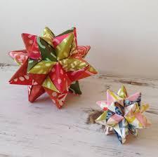Origami Gift Wrapping Origami Balls Cambridge Imprint