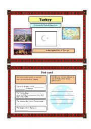 printable pictures of turkey the country english teaching worksheets turkey