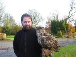 hawk walks falconry castle grounds blackwatercastle