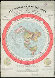 un map philip stallings the biblical flat earth in plain sight
