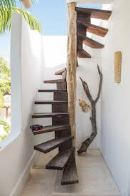 best ideas about wooden steps pinterest patios wooden spiral staircase rustic