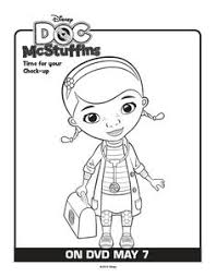 doctor mcstuffins coloring pages doc mcstuffins playroom free