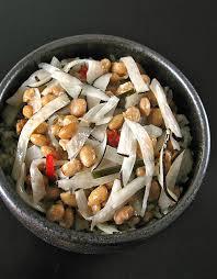 comment cuisiner du radis noir soja fermenté au radis noir fermenté comment manger un légume
