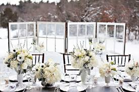 Wedding Table Centerpiece Picture Of Winter Wedding Table Decor Ideas