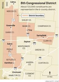 Ohio Congressional District Map by Five Things To Know About Ohio U0027s 8th Congressional District