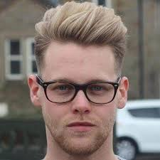thin blonde hairstyles for men is a quiff hairstyle good on fine and thin hair quora