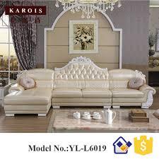 gros canapé prix de gros en cuir canapé d angle avec chaise en forme de l canapé