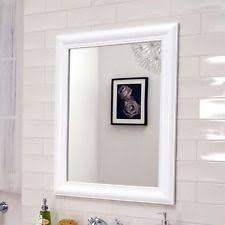art deco style wall mounted bathroom mirrors ebay