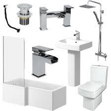 cheap bathroom suites under 150 bathroom suites plumbworld