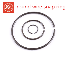 round wire rings images Din 7993 titanium round wire snap rings and snap ring grooves for png