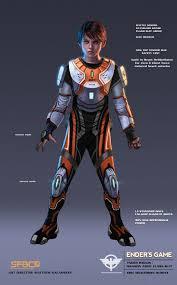 ender u0027s game flash suit design by ericwilkerson on deviantart