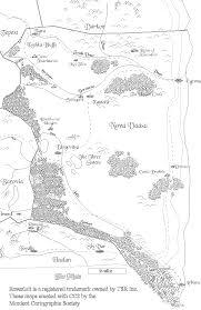 Nova Map Nova Vaasa Black U0026 White Map