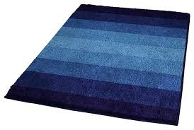 Navy Bath Mat Blue Bath Rugs Blue Bath Rug Set Set Of 2 Elkar Club