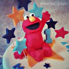 elmo cake topper fabulous sesame cake fondant cake toppers bakeries and