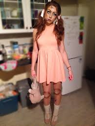 halloween doll costumes adults broken doll fancy dress costume halloween idea halloween ideas