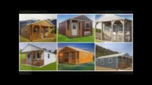 derksen finished cabins youtube
