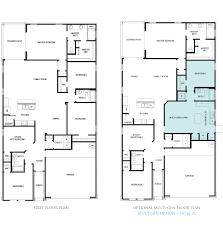 Dr Horton Floor Plans by Hummingbird Redbird Ranch San Antonio Texas D R Horton