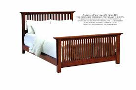 Spindle Bed Frame Spindle Bed Frame Made In The Late This Spindle Bed