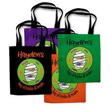 personalized halloween treat bags mummy halloween trick or treat bag halloween tricks halloween