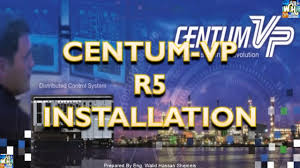centum vp r5 installation youtube