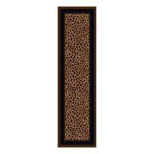 Leopard Print Runner Rug Animal Print Runner Area Rugs You Ll Wayfair
