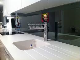credence cuisine en verre sur mesure crédence en miroir sur mesure boulogne tel 01 43 64 73 97