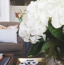 White Hydrangea Bouquet How To Keep Cut Hydrangeas From Wilting