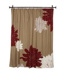 Pink And Gray Shower Curtain by Pink And Gray Shower Curtain Trellis Shower Curtain Simple Red And
