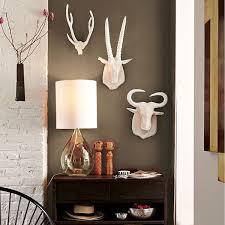Moose Head Decor Creature Features Animal Themed Decor Dream Home Style