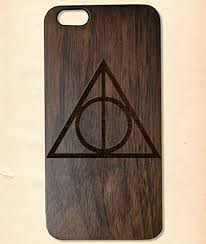 Home Decor Accessories Online Store Online Store Deathly Hallows Wooden Case For Iphone 6s Made From